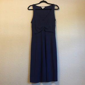 Loft like new purple size 10 dress